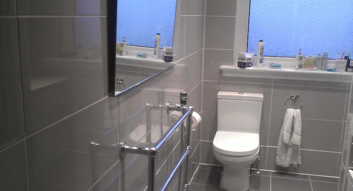 Hammers and Spanners Bathroom Fitters in Bearsden and Milngavie