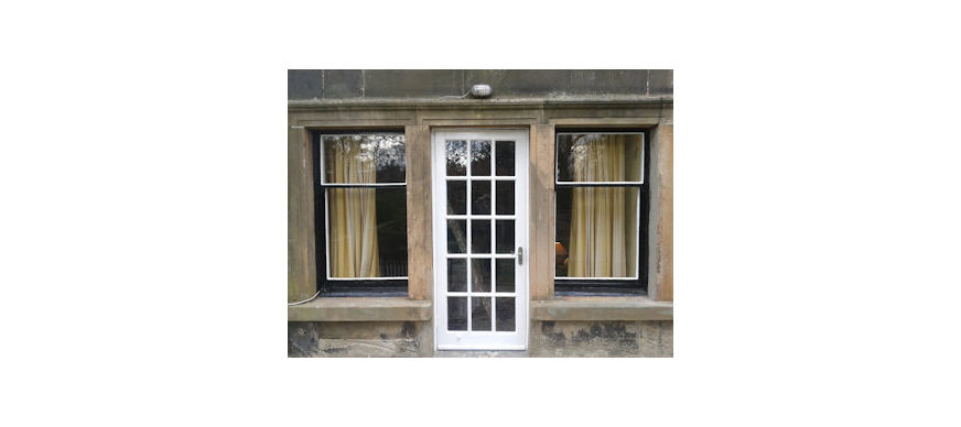 Victorian Sash Windows In Glasgow West End And Bearsden